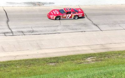 Brock Stays Steady in ARCA/CRA Chase Race at Winchester