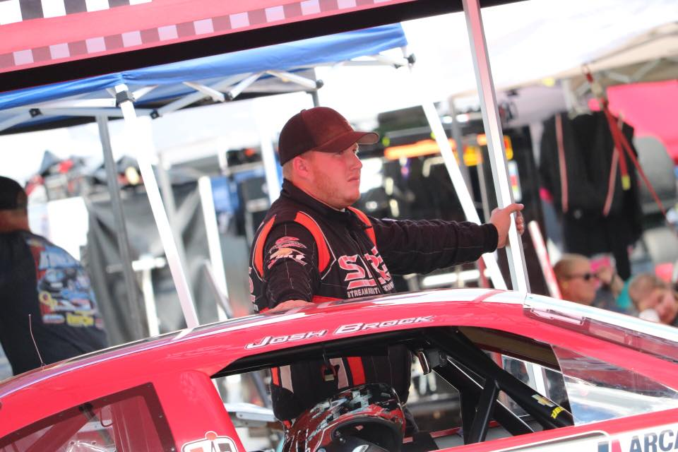 Brock Focused on ARCA/CRA Super Series Championship Heading into Winchester 400
