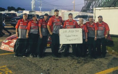Brock Earns CRA Regular Season Championship and Gets Two Top-Fives During Busy Week